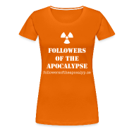 T-Shirts ~ Women's Premium T-Shirt ~ Followers of the Apocalypse
