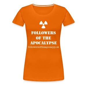 Followers of the Apocalypse - Women's Premium T-Shirt