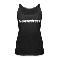 Tops ~ Frauen Premium Tank Top ~ Schulterfreies Tank Top