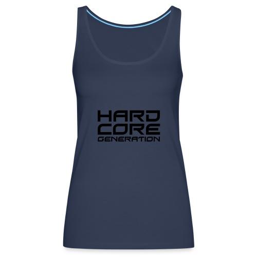 Frauen Premium Tank Top - clubwear electro techno house clubshirts girlieshirt slimfit-shirt  cooleshirts  spaghettishirt hoodie partyshirt electroshirt tranceshirt dj party