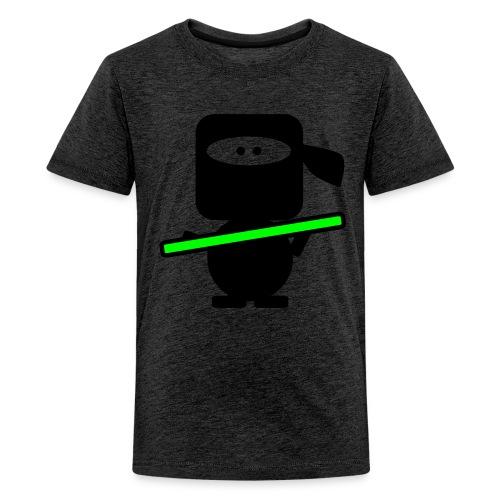 Boys Ninja shirt - Premium T-skjorte for tenåringer