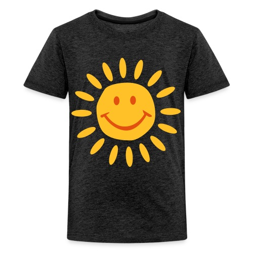 Sonne - Teenager Premium T-Shirt