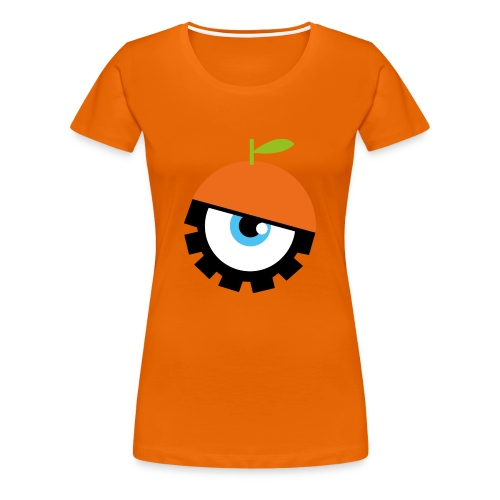 Clockwork Orange ♀ - T-shirt Premium Femme