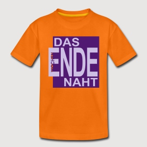 DAS wochenENDE NAHT | Kindershirt - Teenager Premium T-Shirt