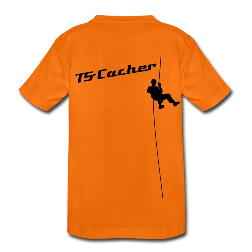 T5 Cacher Kids T-Shirt - Teenager Premium T-Shirt
