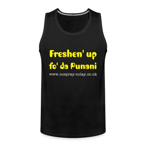 Freshen' up - Men's Premium Tank Top