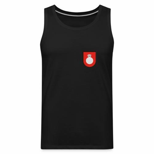 Tykkimies - Miesten premium hihaton paita