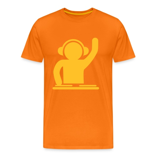 DJ's - T-shirt Premium Homme