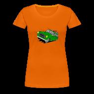 Tee shirts ~ T-shirt Premium Femme ~ 403 BREAK VERT