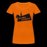 T-Shirts ~ Frauen Premium T-Shirt ~ Hannover - Keks - Girl