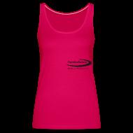 Tops ~ Frauen Premium Tank Top ~ TimeforNature-Damen-Top mit Logo