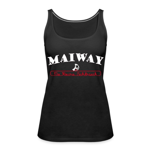 Maiway Damen Tank Top - Frauen Premium Tank Top