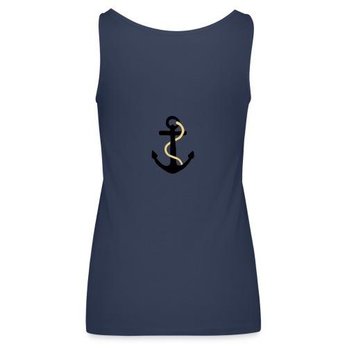 Shirt mit trendy Elch - Frauen Premium Tank Top