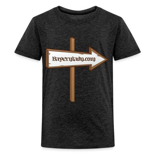 Bayernladn.com - Teenager Premium T-Shirt