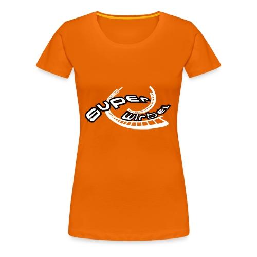 SuWi-Shirt OnlyLogo (Frauen) - Frauen Premium T-Shirt