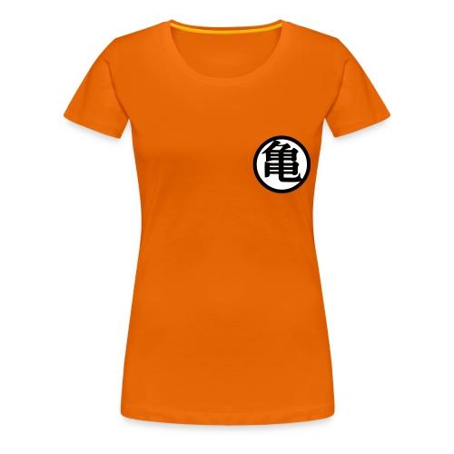 Dragonball shirt donna - Maglietta Premium da donna