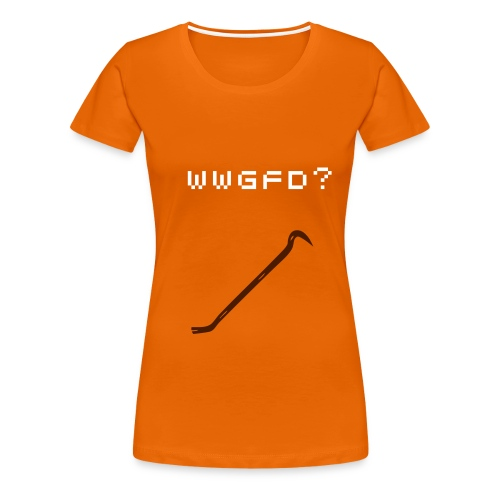 What would Gordon Freeman Do? - Women's - Women's Premium T-Shirt