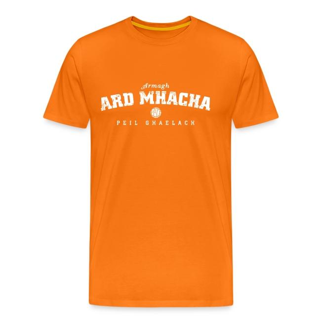 Vintage Armagh Gaelic Football T-Shirt