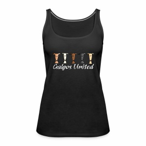 Galgos United - Frauen Premium Tank Top