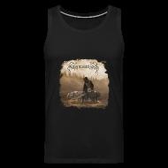 Sports wear ~ Men's Premium Tank Top ~ NC sleeveless Alpha