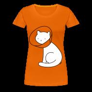 T-Shirts ~ Women's Premium T-Shirt ~ Cone of Shame