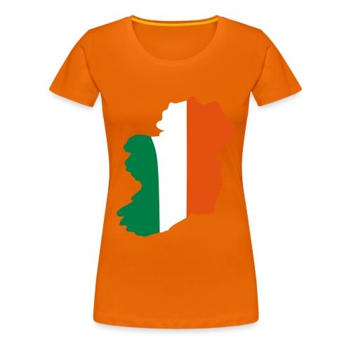 Tee-shirt femme Ireland - T-shirt Premium Femme