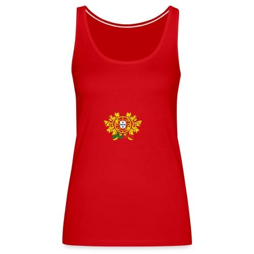 Red Rosso portugal - Débardeur Premium Femme