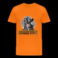 T-Shirts ~ Männer Premium T-Shirt ~ Logo Vorne