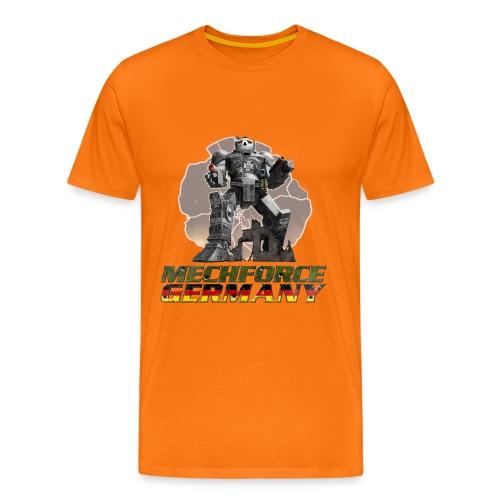 Logo Vorne - Männer Premium T-Shirt