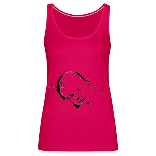 Portrait bébé Tee shirts  - Débardeur Premium Femme