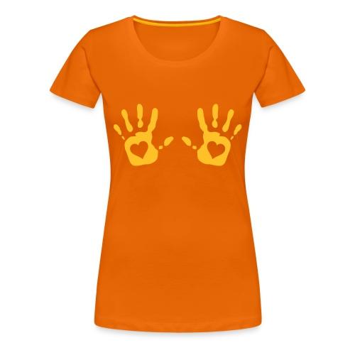 Oops - Frauen Premium T-Shirt