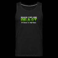 Sports wear ~ Men's Premium Tank Top ~ Unleash V1 TANK
