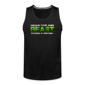 Unleash V1 TANK - Men's Premium Tank Top