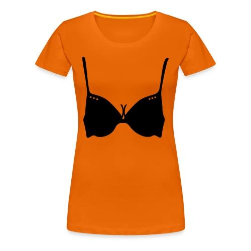 Los pechos - Camiseta premium mujer