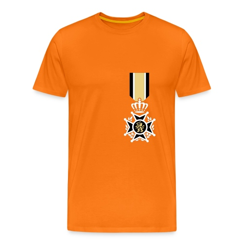 to do queensday - man - Mannen Premium T-shirt