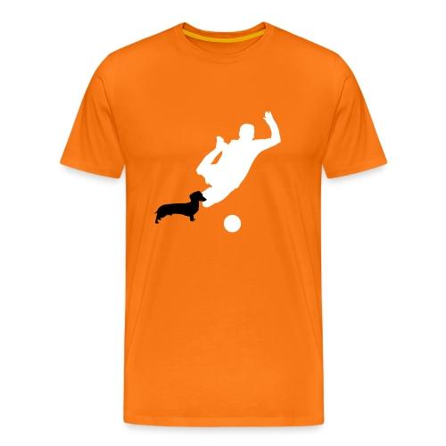 Tackel - Mannen Premium T-shirt