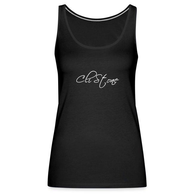Women's Shoulder-Free Tank Top