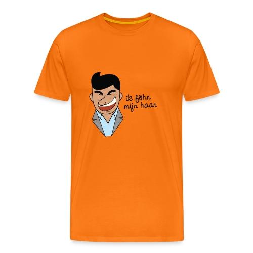 Fohn - mannen - Mannen Premium T-shirt