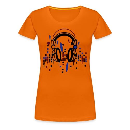 sic - T-shirt Premium Femme
