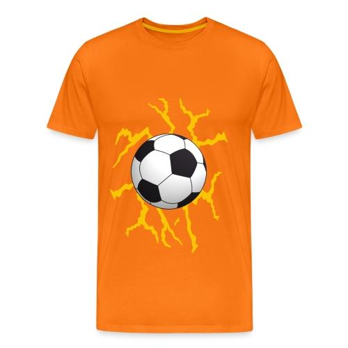 Tangerine Power - Men's Premium T-Shirt