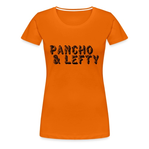 Pancho & Lefty - Women's Premium T-Shirt