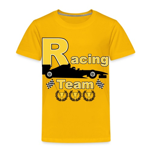 racing team 01 t-shirt enfant - Kids' Premium T-Shirt