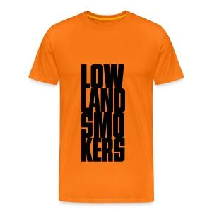 LLS2OZ Shirt Heren - Mannen Premium T-shirt