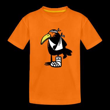 Unlucky Bird  Kids' Shirts