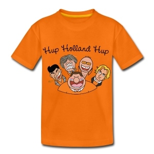 HUP HOLLAND HUP - Teenager Premium T-shirt