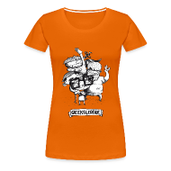 Tee shirts ~ T-shirt Premium Femme ~ T-shirt