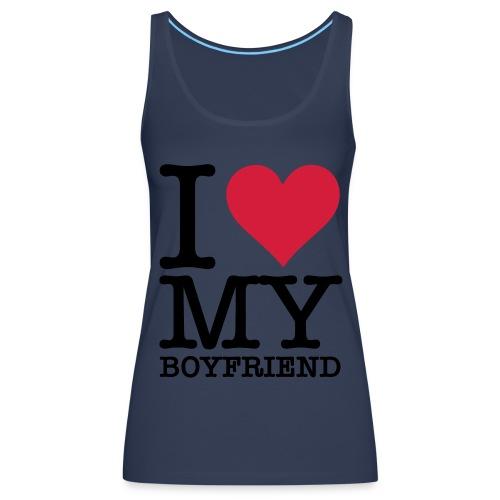 Boyfriend - Débardeur Premium Femme