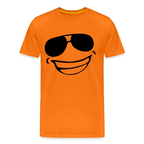 Men's classic t-shirt Sunglasses - Men's Premium T-Shirt