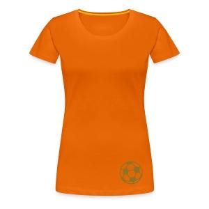 Vrouwentenue 1: shirtje - Vrouwen Premium T-shirt