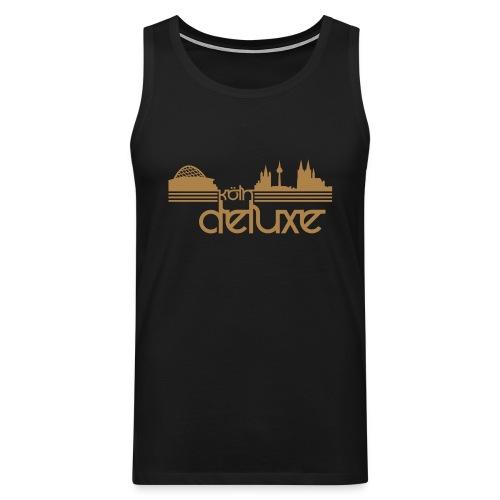 Köln Deluxe Skyline - Männer Premium Tank Top